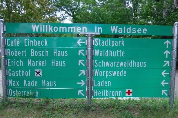 Waldsee Wilkommen - 1