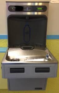 water fountain bottle filler - 1