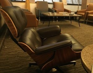 DFW Lounge Eames chair - 1