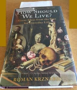 Book How should we live - 1