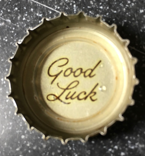 Good Luck bottled Stumptown coffee drink - 1