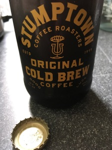 Good Luck bottled Stumptown coffee drink - 2