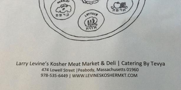 Larry Levine Kosher Meat Market & Deli contact info