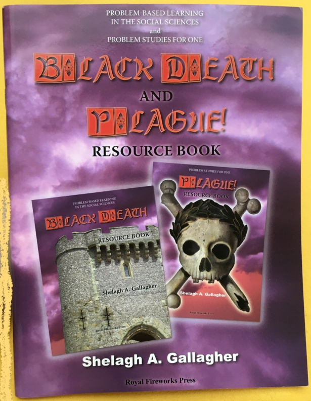 Black Death & Plague Resource Book cover