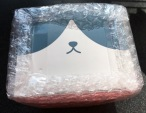 cat hot water bottle bubble wrap packaging