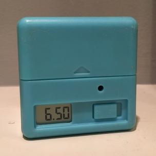 JumpSport 550fi timer countdown