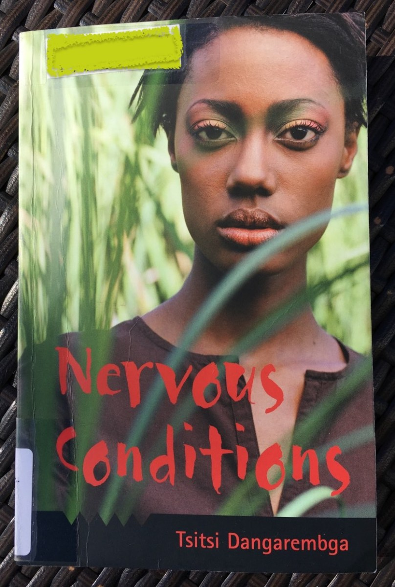 Copy of softbound library copy of Nervous Conditions by Dangarembga