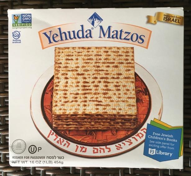 Passover Pesach matzah